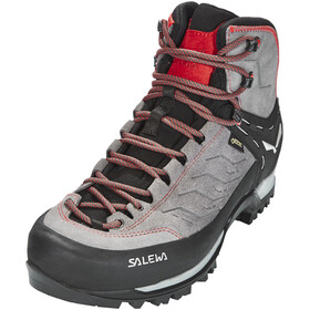 Salewa MTN Trainer Mid GTX Shoes Men Charcoal/Papavero